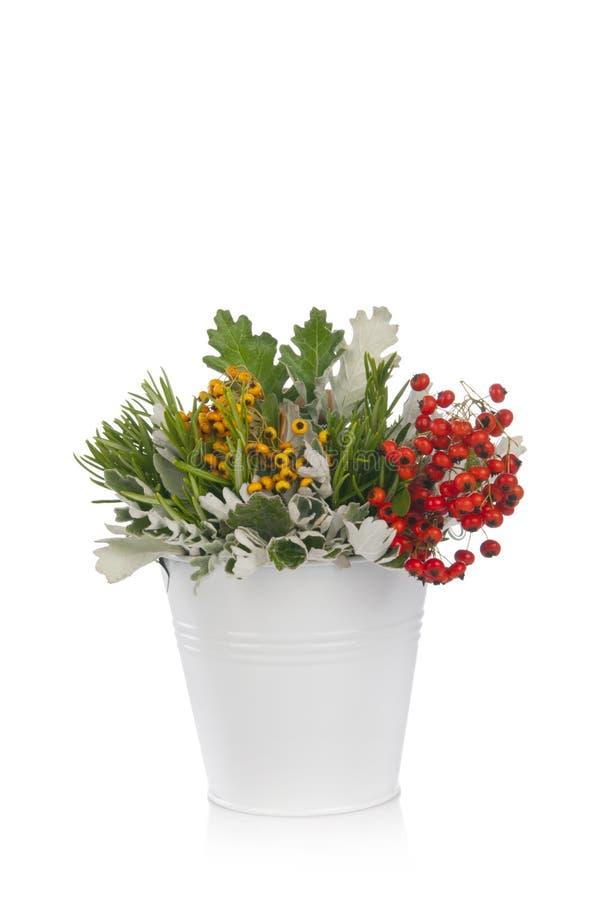 Bouquet initial de fleur de conception image libre de droits