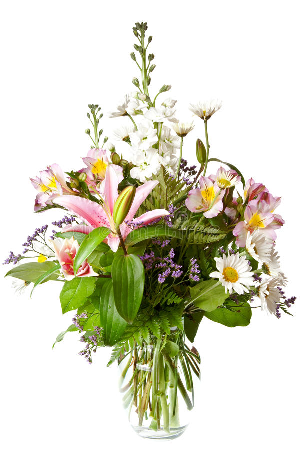Free Bouquet Of Flowers Stock Images - 10876364