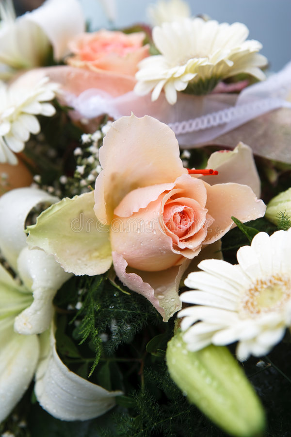 Free Bouquet Of Flowers Royalty Free Stock Photo - 8606345