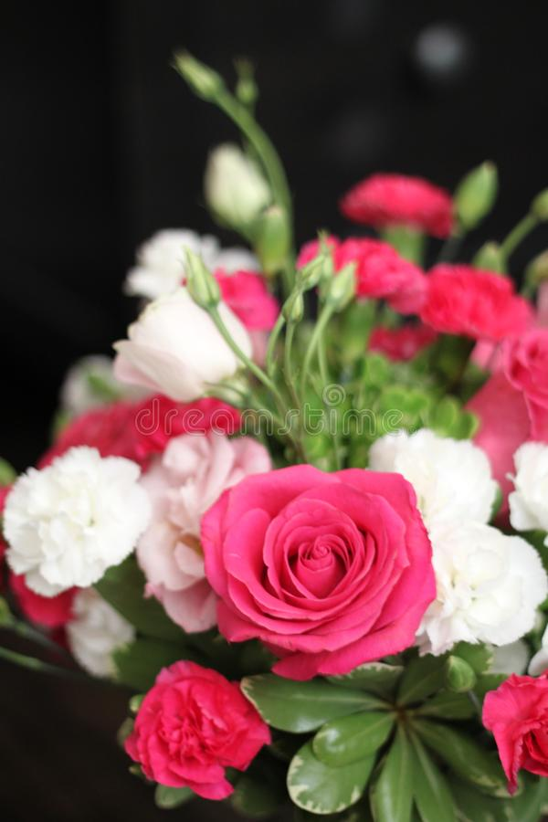 Rose bouquet 1500 royalty free stock photo