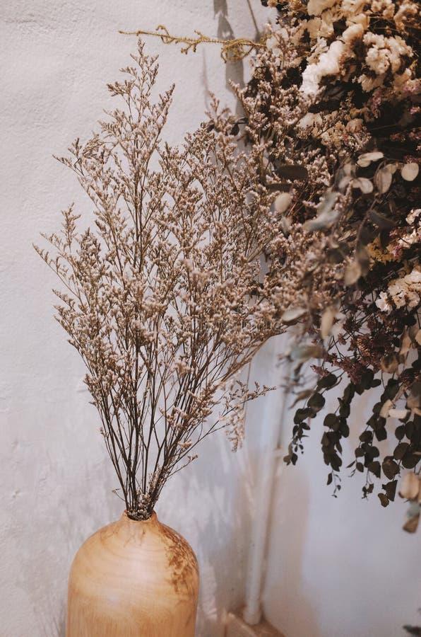 Bouquete de fleur mono de couleur image stock
