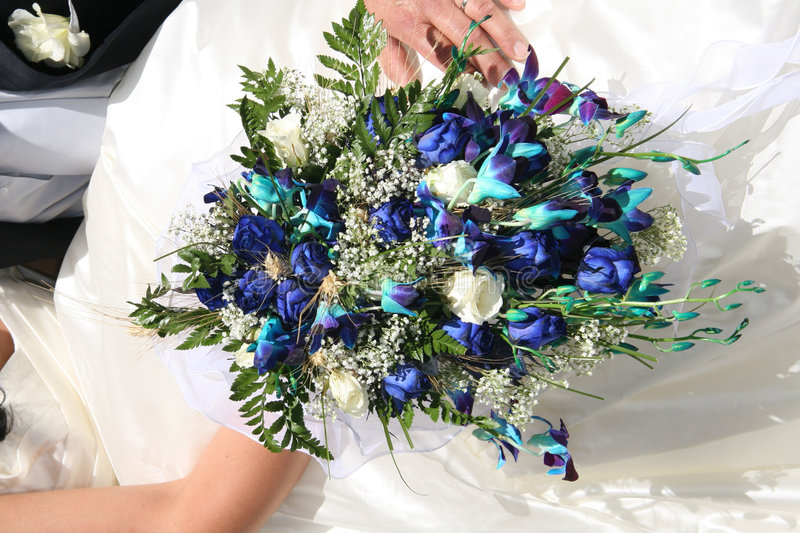Download Bouquets of flowers stock photo. Image of purple, grass - 3784240