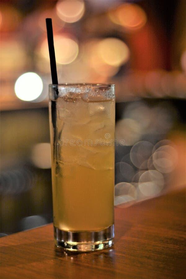 Bourbon et limonade photos libres de droits
