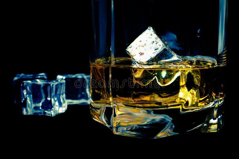 Bourbon-Whisky stockbild