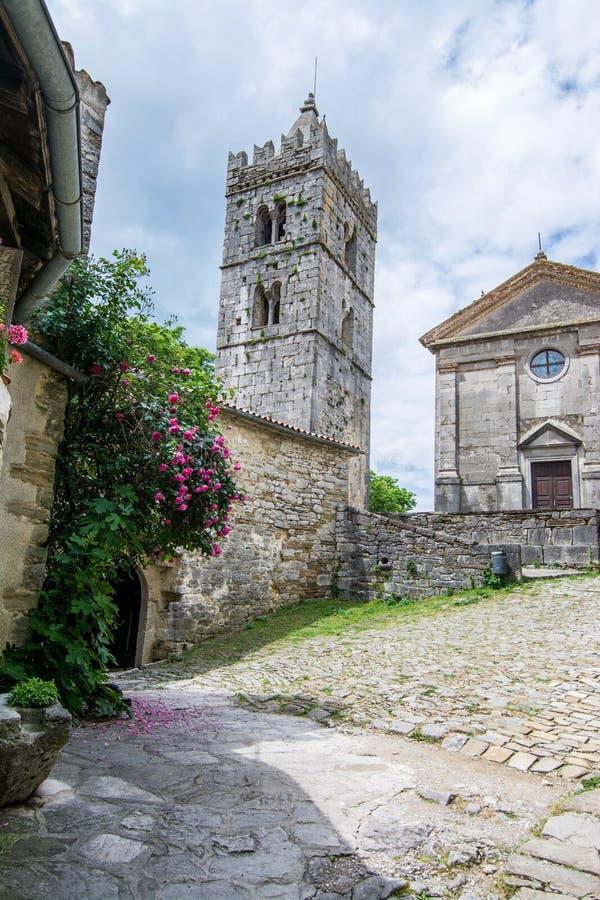 Bourdonnement, Istria, Croatie image libre de droits