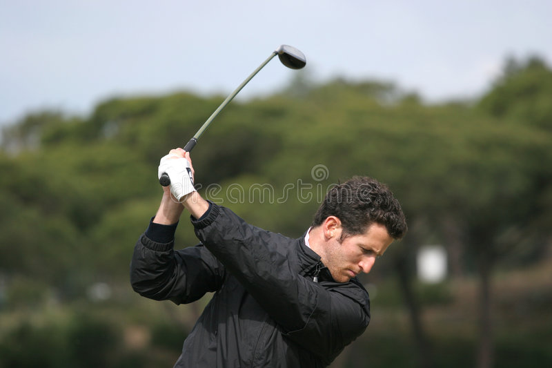 Download Bourdy, Portugal Golf Open, Oitavos, 20007 Editorial Photography - Image of practice, swing: 4580952