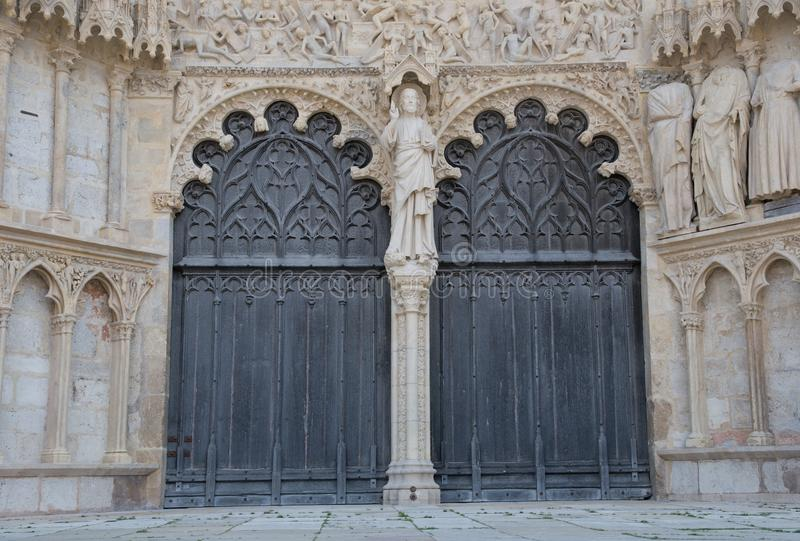 Bourges, France images stock