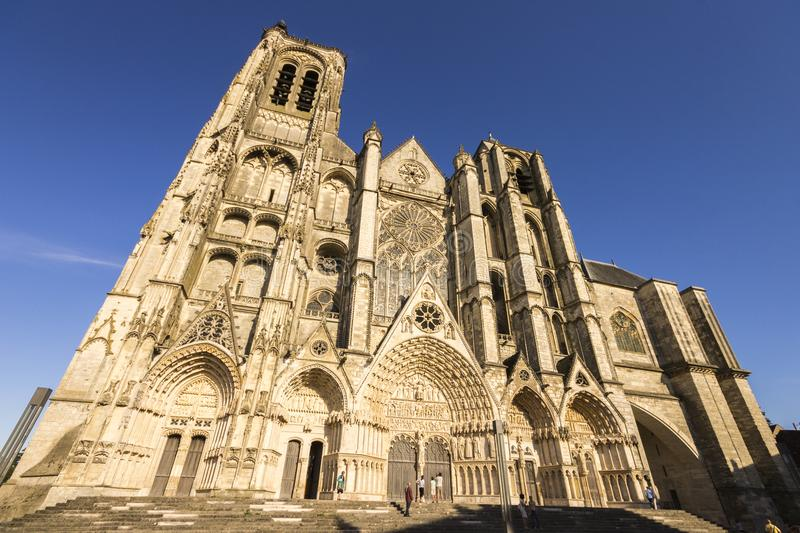 Bourges, France royalty free stock images