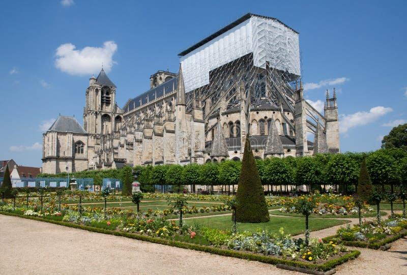 Bourges, Francia fotografie stock libere da diritti