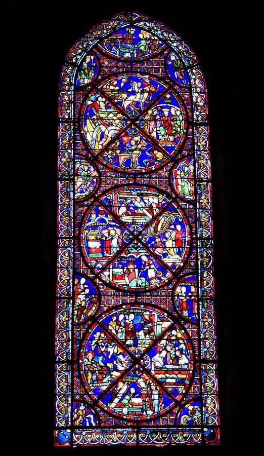 Bourges Frankrike arkivbild