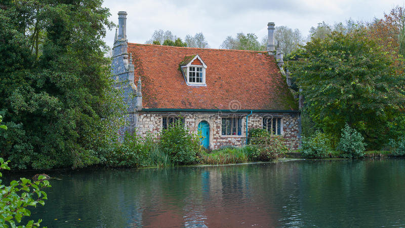 Download Colchester Essex UK Old Mill Beside Pond Stock Photo - Image: 27429096