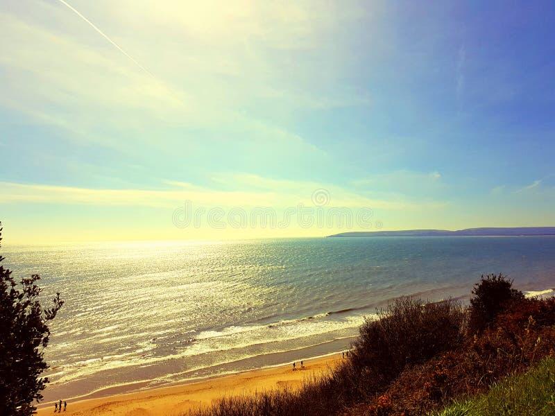 bournemouth photographie stock libre de droits