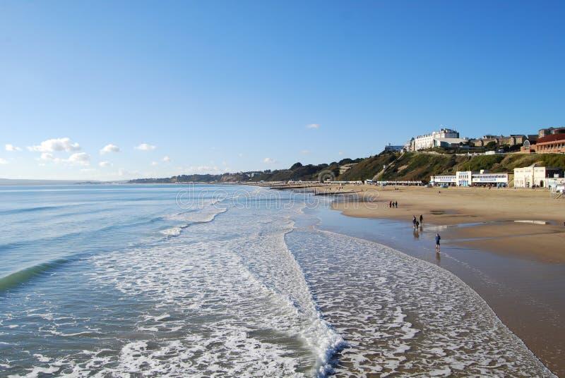 Download Bournemouth Westcliff stockbild. Bild von baden, britisch - 27727025