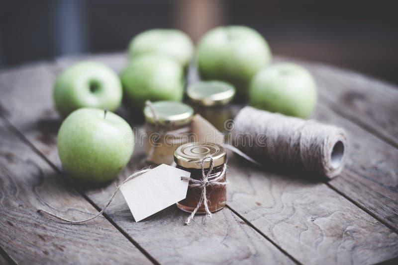 Bourrage d'Apple photos stock