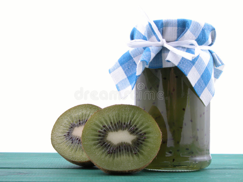 Bourrage de kiwi photographie stock