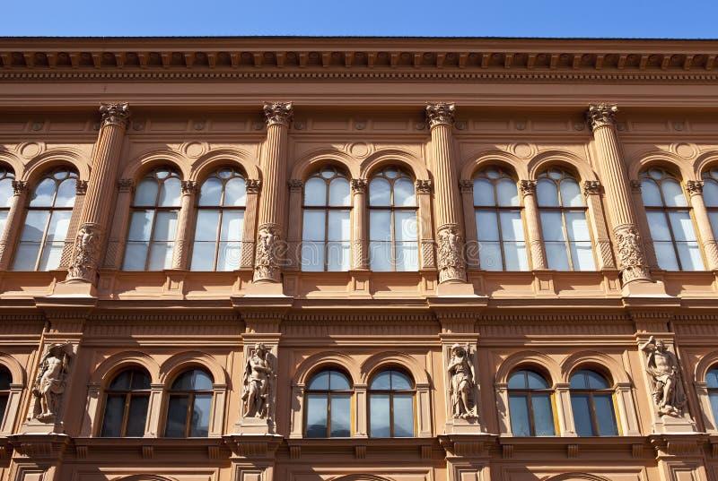 Bourse Art Museum de Riga photo libre de droits