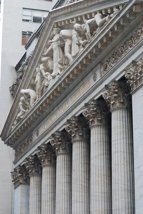 Bourse de New York photos stock