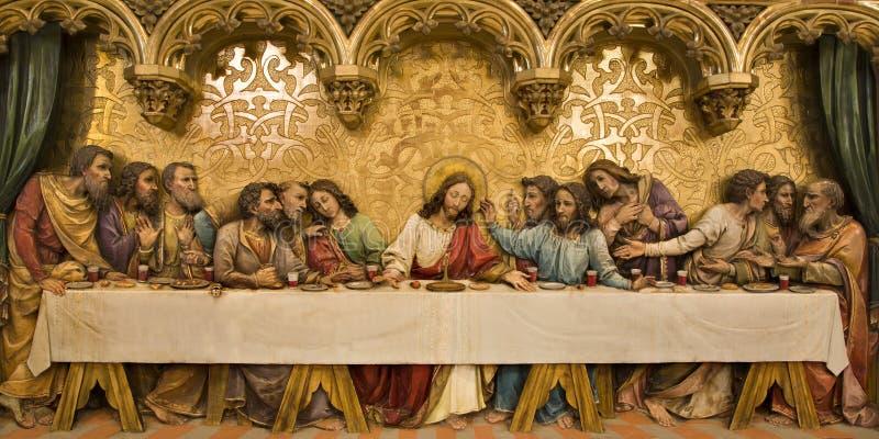 Bout superbe du Christ images libres de droits