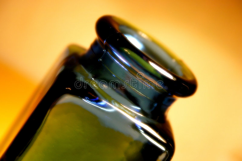 Bouteille photo stock