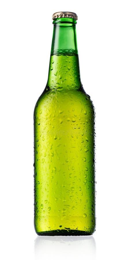 Bouteille de bière photos libres de droits