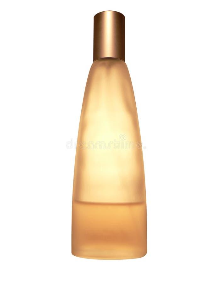 Bouteille de jet de parfum image stock