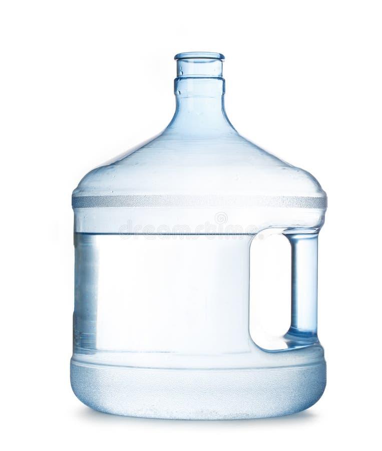 Bouteille de l'eau image libre de droits