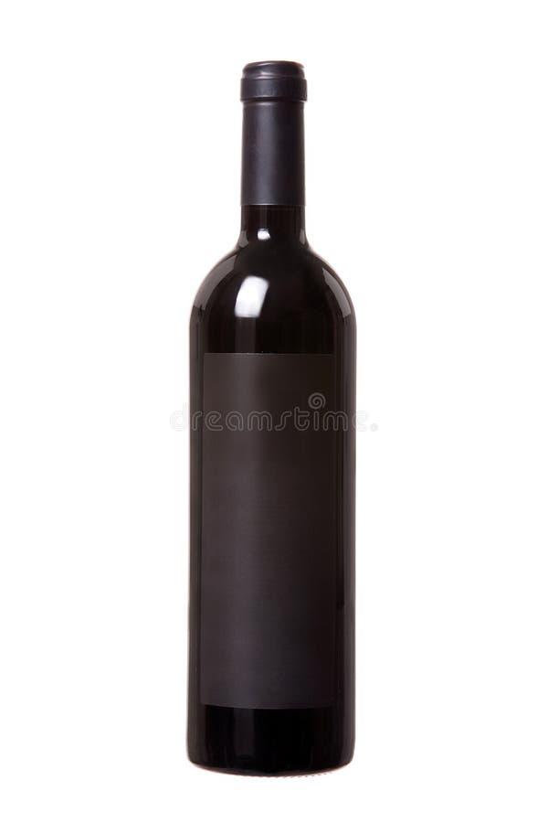 Bouteille de vin photos libres de droits