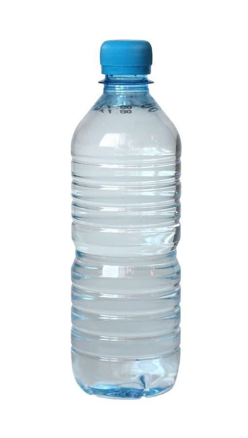 bouteille en plastique avec de l 39 eau photo stock image du conteneur transparent 23154172. Black Bedroom Furniture Sets. Home Design Ideas