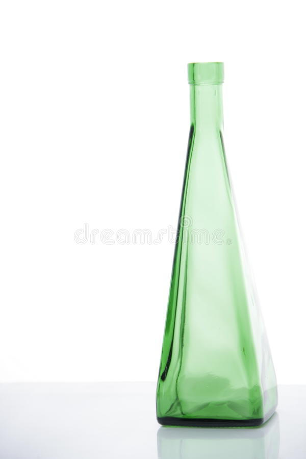 bouteille une photographie stock