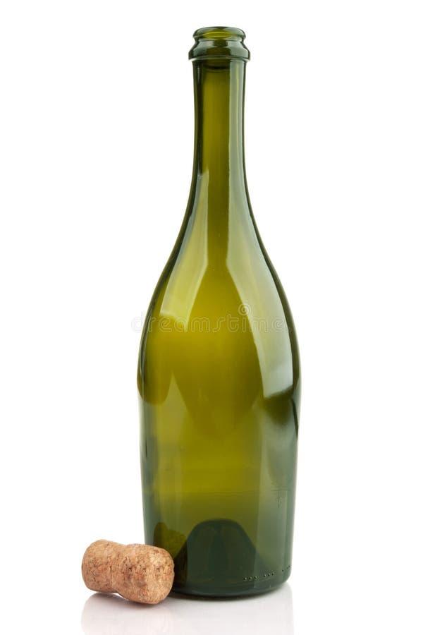 Bouteille vide de champagne photo stock image du vert alcool 25069328 - Bouteille en verre vide ikea ...