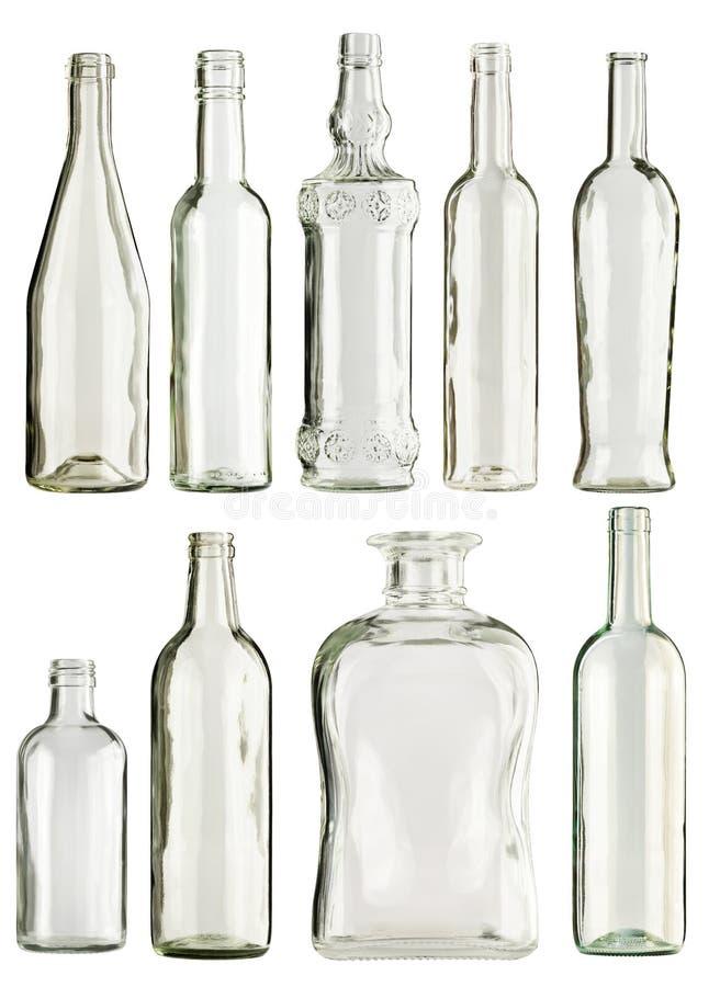 Download Bouteilles image stock. Image du bière, bouteille, réutilisation - 56481957