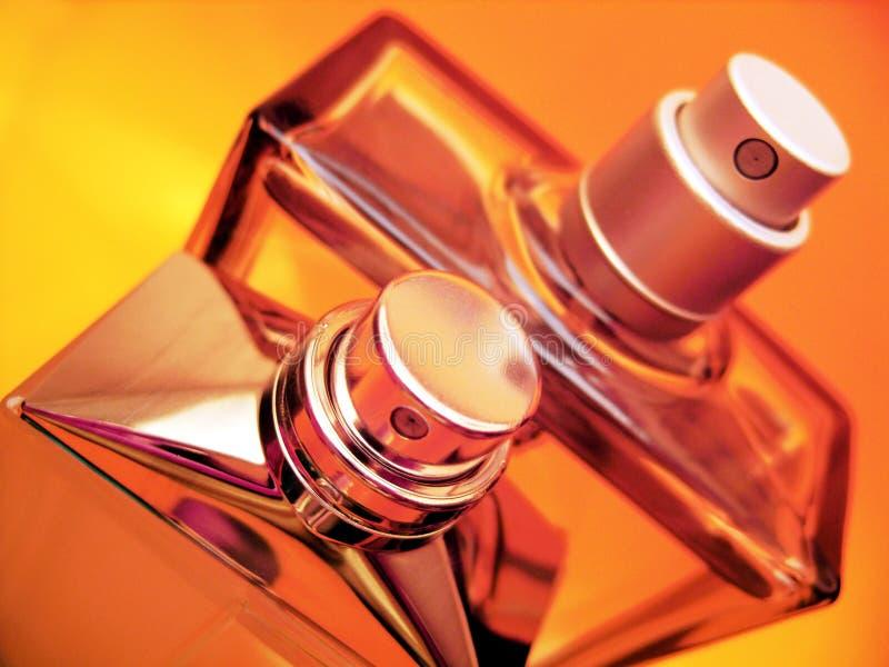 Bouteilles de parfum photographie stock libre de droits