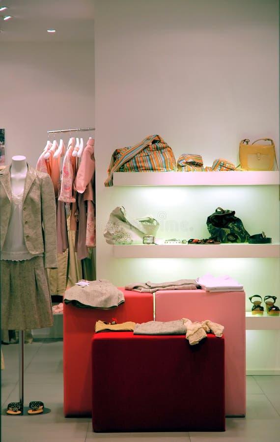 Download Boutique inside stock image. Image of seller, shop, briefcase - 942919