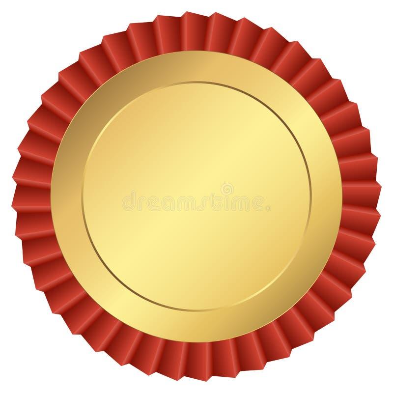 Bouton d'or illustration de vecteur