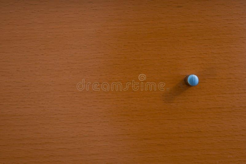 Bouton de fond en bois de modèle de texture de tiroir de raboteuse images stock