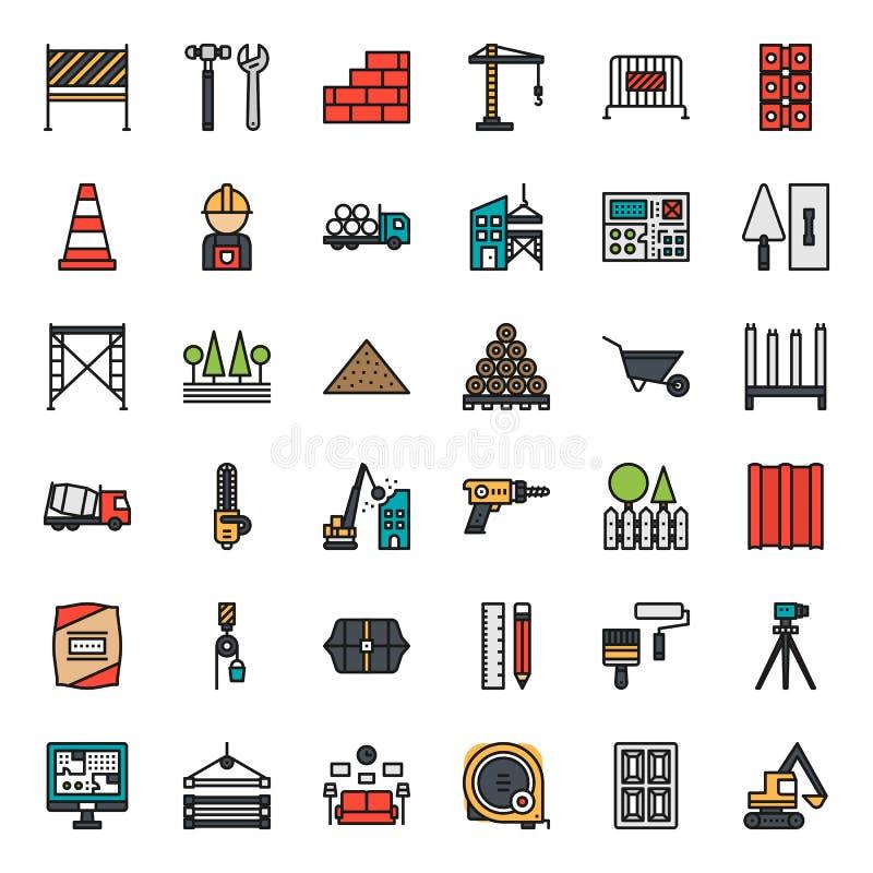 bouw vector illustratie