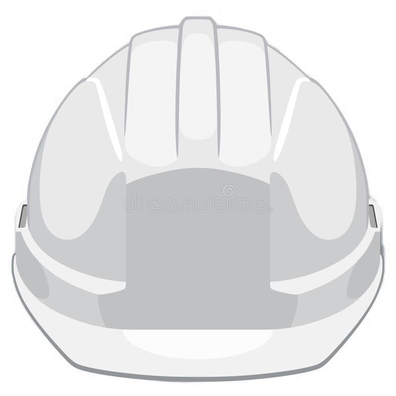 Bouwhelm stock illustratie