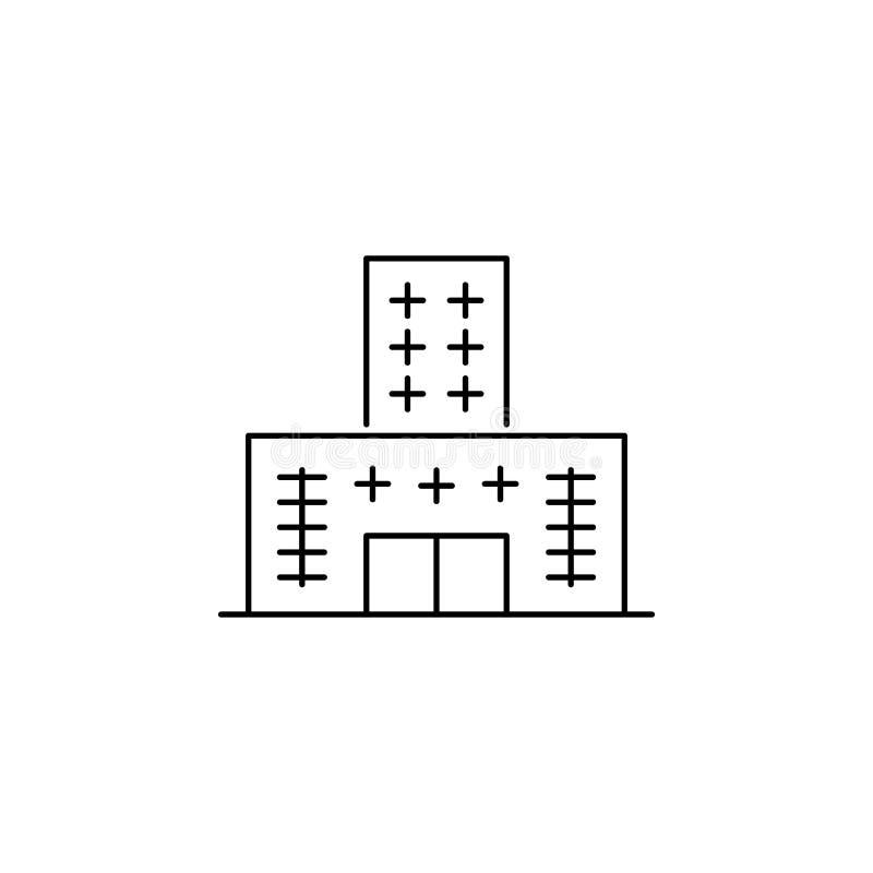 bouwpictogram Element van de bouw voor mobiel concept en Web apps iicon Dun lijnpictogram voor websiteontwerp en ontwikkeling, ap vector illustratie