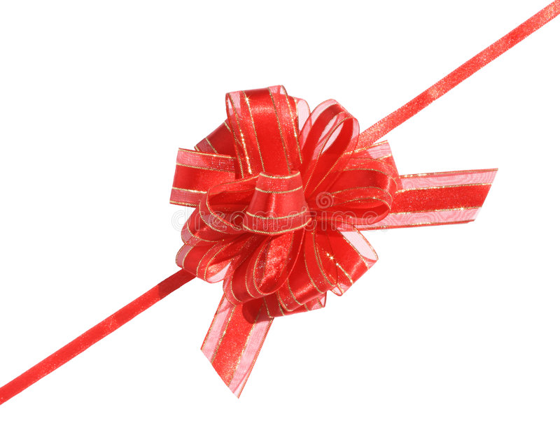 Bow royalty free stock image