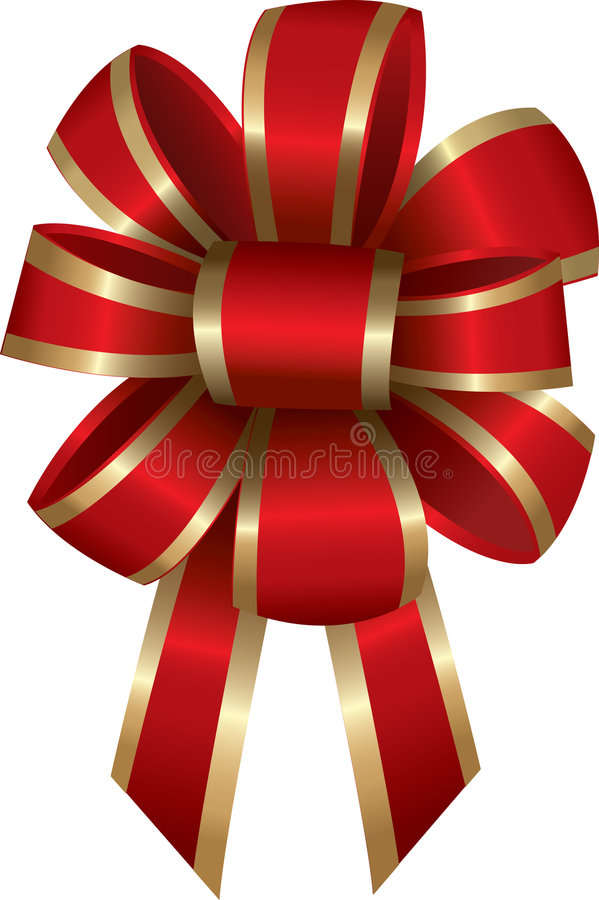 Download Bow stock vector. Image of celebration, glance, shiny - 7115334