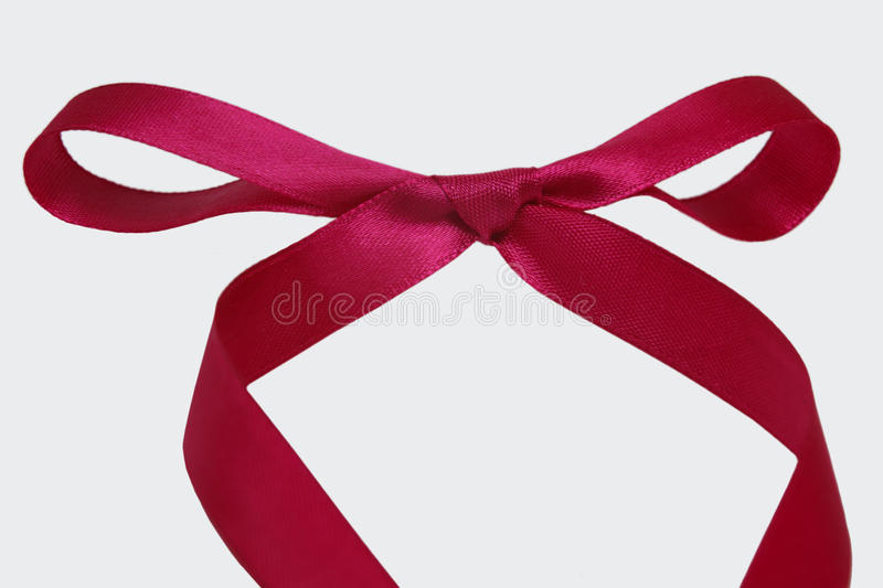 Download Bow of red tape stock image. Image of holiday, decoration - 30120341