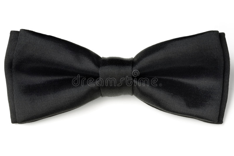 Bow-tie royalty free stock image