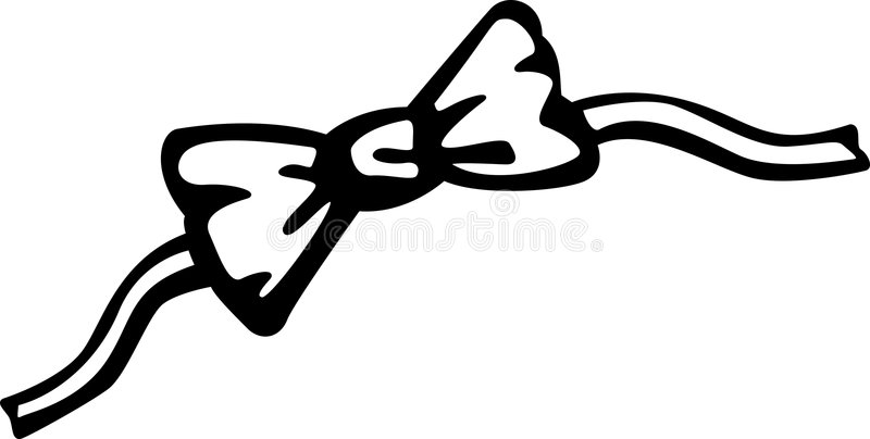 Download Bow Tie Vector Illustration Stock Photography - Image: 4577092