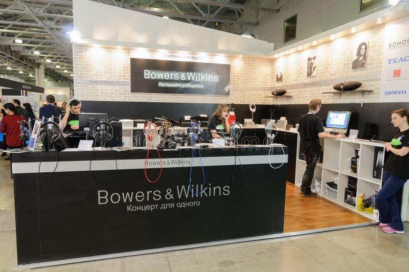 Bowers и Wilkins стоковые фотографии rf