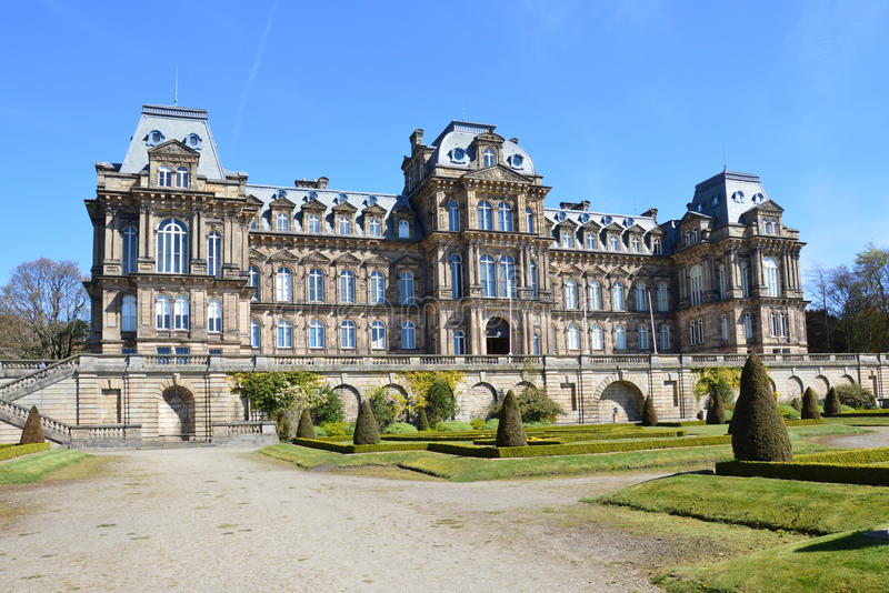 Bowes Museum stock photos
