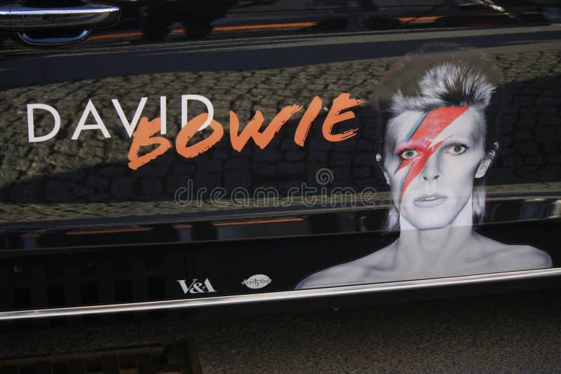 bowie David zdjęcia stock