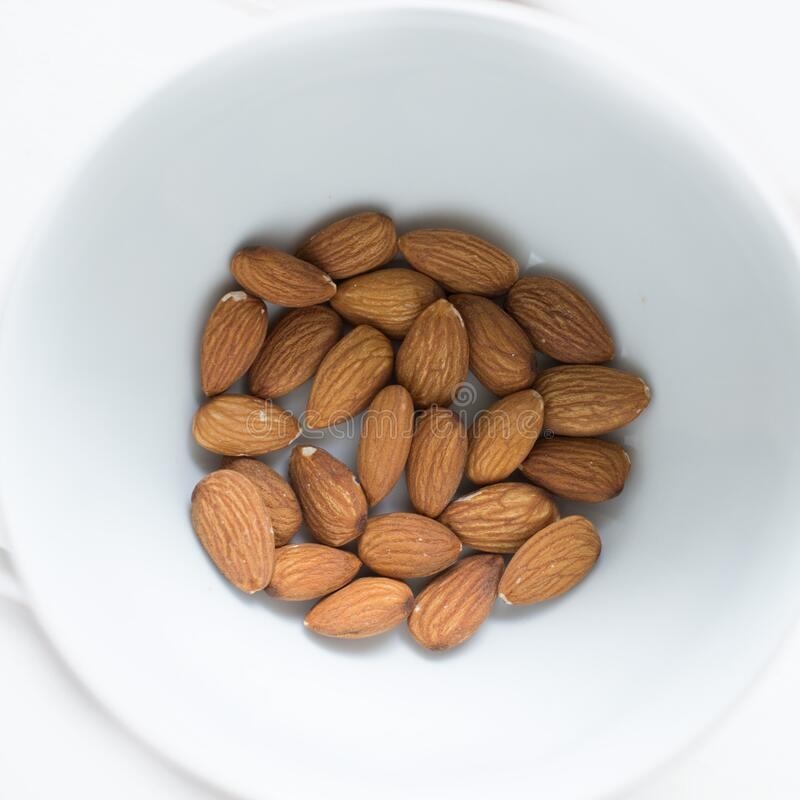 Bowl Of Almonds Free Public Domain Cc0 Image
