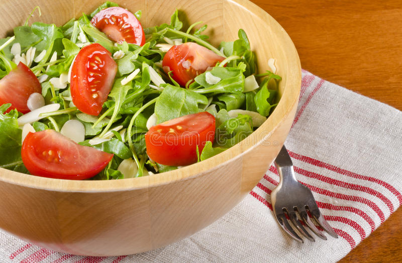 Bowl of Arugula Salad #3