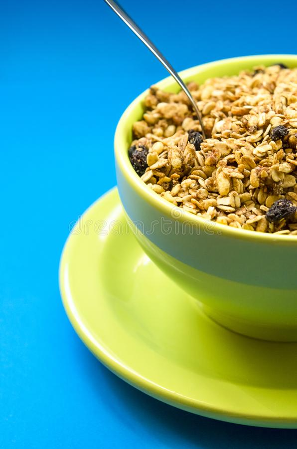 Bowl, Breakfast, Cereal stock photo