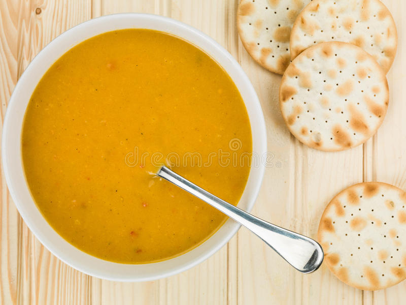 Download Bowl Of Butternut Squash And Sweet Potato Soup Stock Image   Image  Of Background,